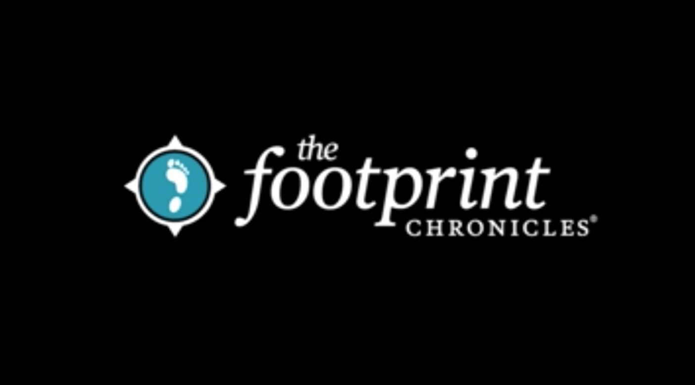 My Footprint series – Learning by Osmosis