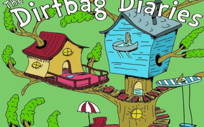 Dirtbag Diaries Podcast: The Treewok