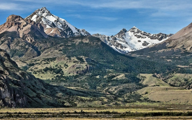 Valle Chacabuco, Patagonia National Park, Chile. Photo: Tompkins Conservation