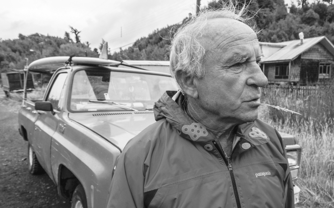 In business to save our home planet, Patagonia owner/founder Yvon Chouinard. Photo: Jimmy Chin
